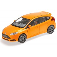 FORD FOCUS ST - 2011 - ORANGE METALLIC L.E. 504 pcs.