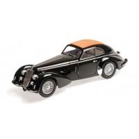 ALFA ROMEO 8C 2900 B LUNGO - 1938 - BLACK