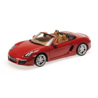 PORSCHE BOXSTER (981) - 2012 - RED L.E. 504 pcs.