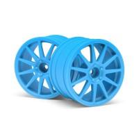 Speedline Course Cyan Turning Wheel