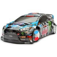 Ken Block Ford Fiesta RX43 Micro RS4