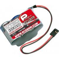 NOSRAM P-MAX VTEC 1600EC Extra Capacity RX-Pack 6.0V - 1600mAh - Hump