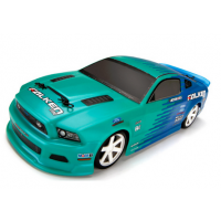 Micro RS4 Drift RTR with 2013 Falken Tire Ford Mustang Body